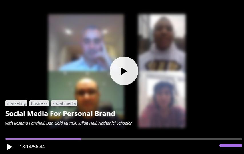 Personal Brand Blab