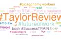 The Gig Economy Wordcloud