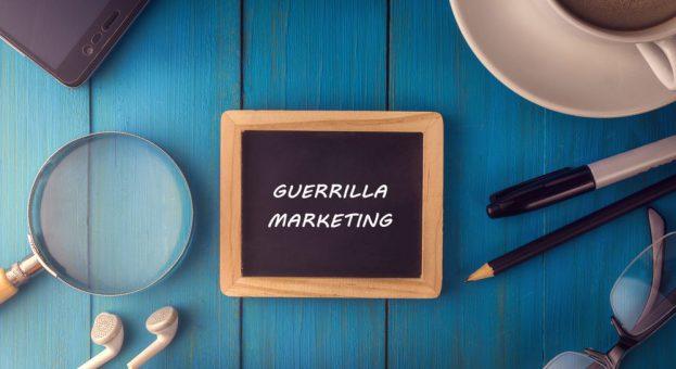 guerrilla event marketing strategies