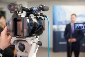 Video Camera Interview