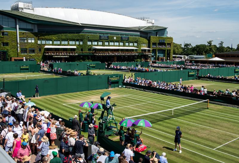Wimbledon Ibm Technology: Behind The Scenes Tour…