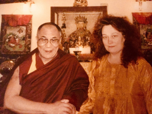 Gunilla Dalai Llama