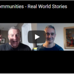 Building communities - real world stories